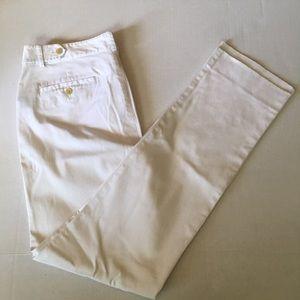 Ralph Lauren White Pants Sz 8